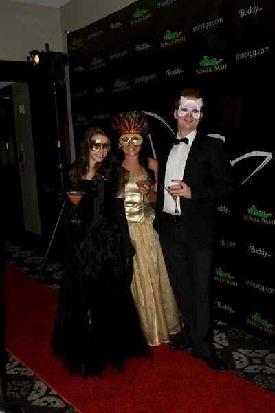 Bonza Bash Halloween 2009 Masquerade Costume Ball