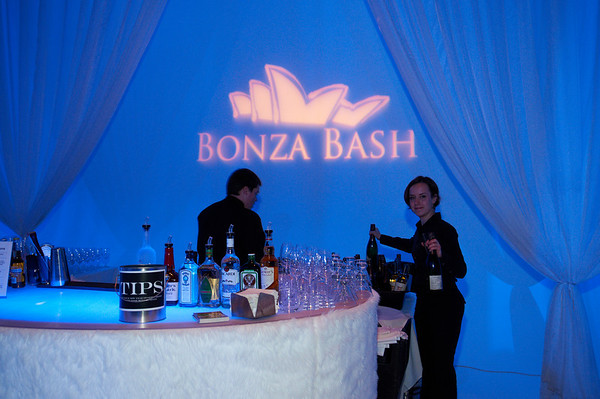 Bonza Bash New Year's Eve 2010/2011